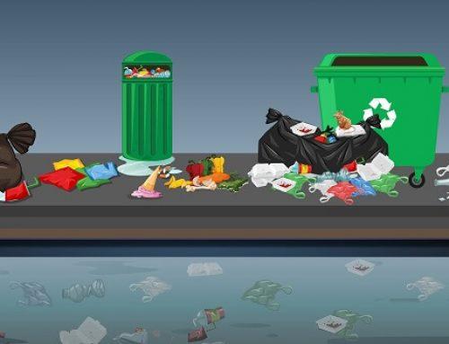 Какво не можете да сложите в контейнер за боклук?