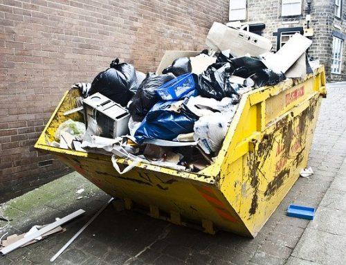 Как да се отървем от излишните боклуци?