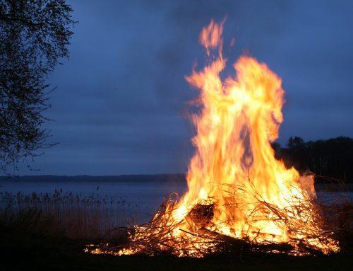 Възможно ли е да изгорите сами боклука или трябва да го премахнете?